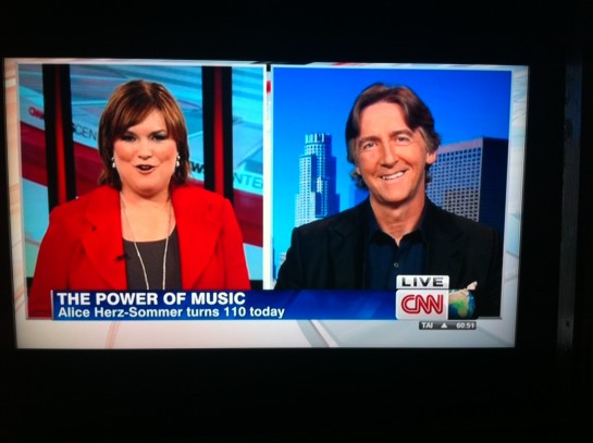 Producer Nick Reed on CNN