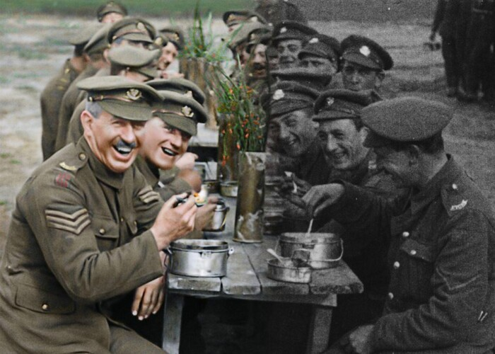 Nick Reed's SOLDIERS' STORIES documentary mentioned with Peter Jackson's WWI epic film in Forbes